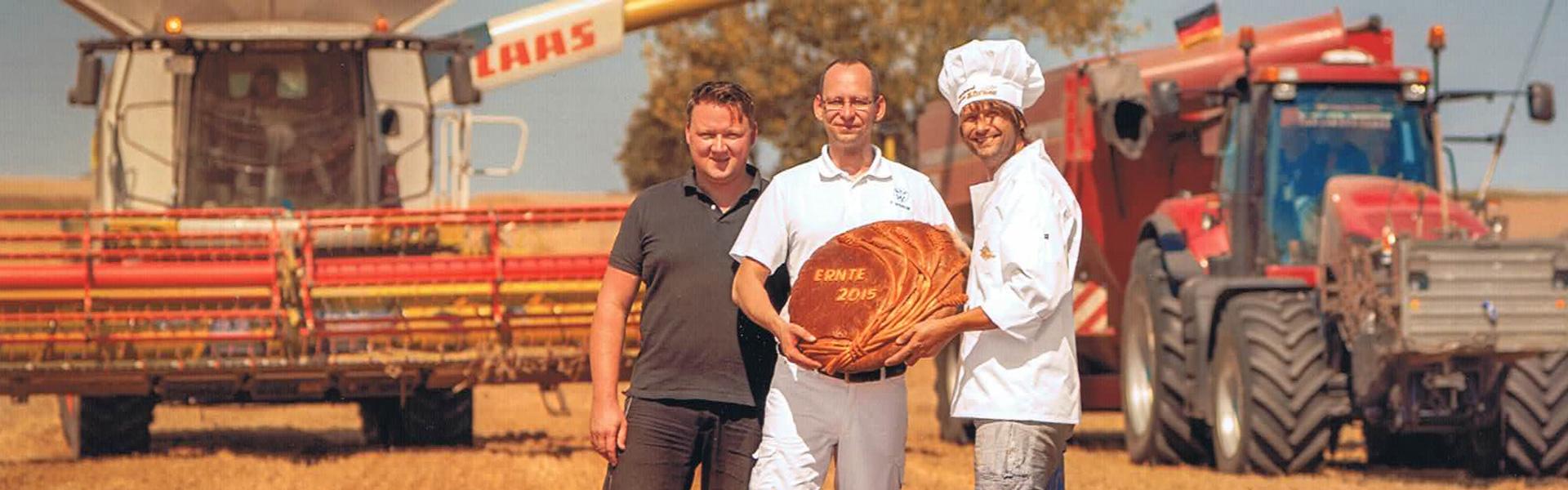 Tradition aus Leidenschaft - Bäckerei Körner