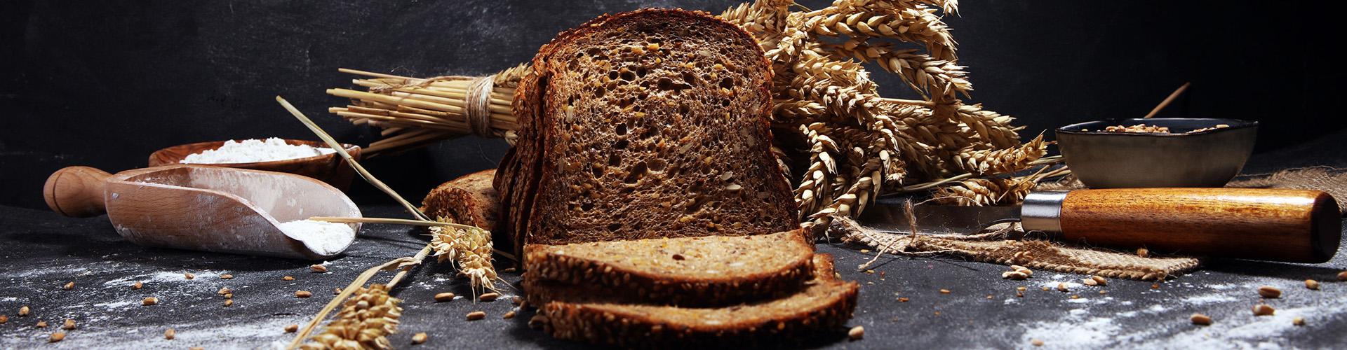 Brot in der Bäckerei Körner